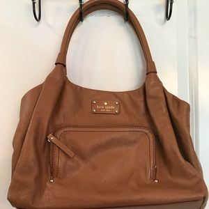 Kate Spade saddle satchel